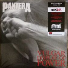 Pantera - Vulgar Display Of Power LP [Vinyl New] 180gm Double LP Gatefold