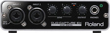ROLAND DUO CAPTURE EX ua22 USB Audio Interface