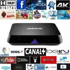 M8S SMART TV BOX OCTACORE 2GB/8GB 4K CANAL + GRATIS LIQUIDAMOS STOCK