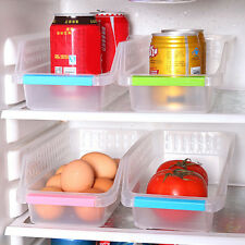 Drawer Fridge Hollowed-out Container Organizer Drinks Eggs Storage Icebox