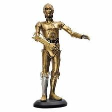 RARE Limited Edition Star Wars Attakus C-3PO Droid 1:10 Figure Statue C3PO IV-VI