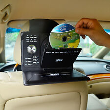 "TFY Car Headrest Mount Holder for 7"" Swivel & Flip Style Portable DVD Player"