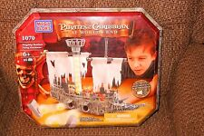 MEGA BLOKS Pirates Caribbean Battlers Flying Dutchman 1070 (New Open Box)