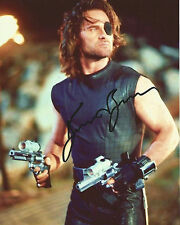 Kurt Russell Signed 'Escape from New York' 10x8 Photo AFTAL