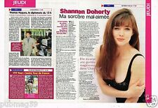Coupure de Presse Clipping 1998 (1 page 1/3) Shannen Doherty Beverly Hills