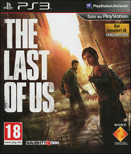 THE LAST OF US per Ps3 Usato Originale e in ITALIANO PlayStation 3!!!