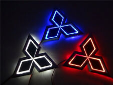 5D LED logo Light badge for Mitsubishi Galant Lancer Lioncel Zinger ASX CUV