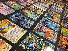 Pokemon TCG : 100 CARD LOT RARE, COMMON, UNC, HOLO & GUARANTEED EX OR FULL ART