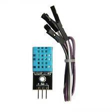DHT11 Temperature and Relative Humidity Sensor Module with line for arduino