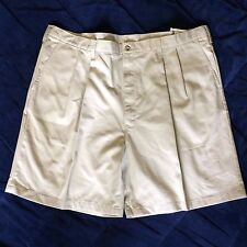 DICKIES Mens Size 44 Casual Shorts Desert Tan 4 Pocket Traditional Fit NWT