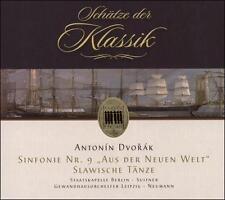Sb/Suitner/Gol/Neumann-Dvorak:Sinfonie Nr.9/Slawische CD NEW
