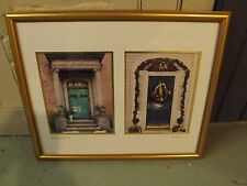 ORIGINAL PROVIDENCE RHODE ISLAND FRAMED PHOTOGRAPHY HOLIDAYS ON BENEFIT STREET