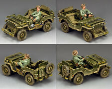 King and country U.S. Marine Corps Jeep AF036 AF36