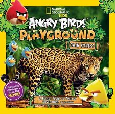 Angry Birds Playground: Rain Forest (National Geographic Kids)