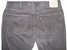 Levi's 505 Regular Fit Tagged 40/30 Actual Size 39 1/2 X 28 1/2 Men's Jeans