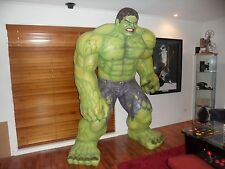 LIFE SIZE HULK/STATURE,FIGURE.ACTION HERO