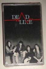 DEADLINE - Rare Demo Cassette 1991 - SEALED. Metal. Group's earliest recordings