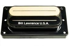 Genuine BILL LAWRENCE USA L500L Lead/Bridge Humbucker Pickup ZEBRA