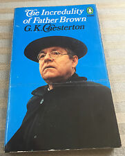 The Incredulity of Father Brown by G. K. Chesterton (Paperback, 1970)