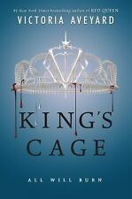 Red Queen: King's Cage 3 by Victoria Aveyard (2017, Hardcover)