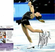 Ashley Wagner In-Person Signed 8x10 Photo w/ JSA COA #P92282  US Figure Skating