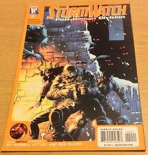 STORMWATCH Post Earth Division Comic (WildStorm #20) May 2009