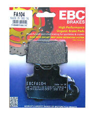FA104 EBC Brake Rear pads for Yamaha FZS FZS600 Fazer 1998 to 2003