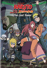 Naruto: Shippuden - The Movie: The Lost Tower (Blu-ray Disc, 2013)