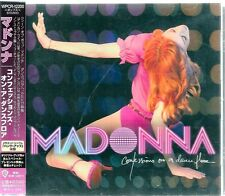 Madonna Confessions on a Dance Floor Japan CD w/obi WPCR-12200