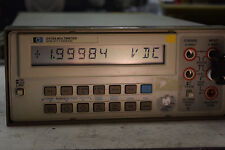 Hewlett Packard Agilent HP 3478A Digital Multimeter GUARANTEED TESTED