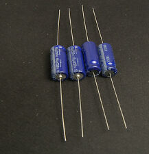 4pcs 10uf 250v Axial Electrolytic Capacitor 250v10uf for Audio Nichicon VX JAPAN