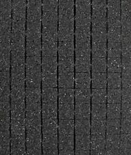 """Pick and Pluck Charcoal Foam 5"""" X 7"""" X 1"""" with 1/2"""" pull apart grid"""