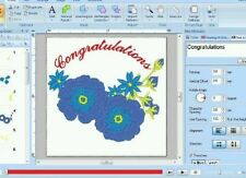 "Brother PED PE Design Next v9 Embroidery Software ""Full Version"""