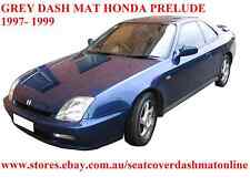 DASH MAT, DASHMAT,GREY DASHBOARD COVER FIT  HONDA PRELUDE 1997 GREY