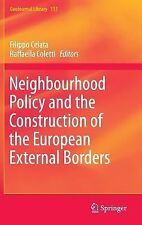 GeoJournal Library: Neighbourhood Policy and the Construction of the European...