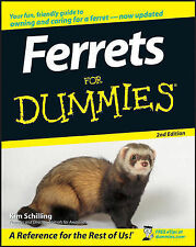 Ferrets For Dummies by Kim Schilling (Paperback, 2007)