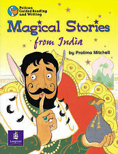 Magical Stories from India Year 2 (PELICAN GUIDED READ