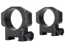 NEW Leupold Mark 4 Picatinny-Style Rings Matte 59320