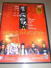 A Chinese Ghost Story (DVD, 1998) Asian Hong Kong RARE! OOP!