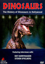 Dinosaurs: The History of Dinosaurs in Hollywood (DVD, 2013)