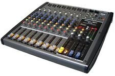 Professional DJ PA 8 Channel Mixer MP3 USB/SD Player 48V,GAIN,AUX,EFF,PAN BX8B