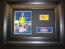 PETES DRAGON Framed Movie Film Cell Memorabilia - Compliments poster animation