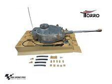 Torro TIGER I. Oberwanne mit Metallturm IR Battlesystem 1383818028