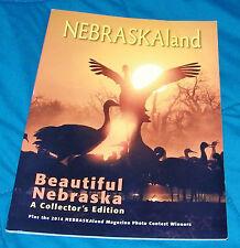 Nebraskaland Magazine  BEAUTIFUL NEBRASKA: A COLLECTOR'S EDITION v92 #7 2014