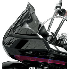 "Wind Vest 8"" Dark Smoke Replacement Windshield for 98-13 Road Glides"