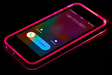 Incoming Call LED Lights UP Frame Phone Case Cover for 6 Plus/ 6s Plus US Seller