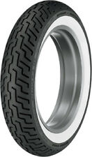 DUNLOP MT90-16 HARLEY WHITE WALL D402 FRONT TIRE SOFTAIL DELUXE FLSTN SPECIAL