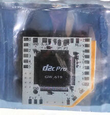 D2C Pro GW-619 modchip with EasyBoard for Wii - Brand New