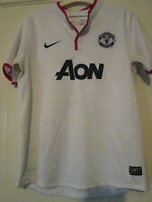 Manchester United 2012-2013 Away Football Shirt 13-15 years 39838