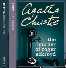 The Murder of Roger Ackroyd: Complete & Unabridged, Christie, Agatha, New Book